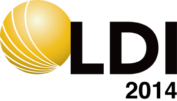 LDI 2014 - November 21st to 23rd, 2014 - Booth 1836
